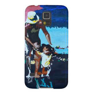 Father and Son Case For Galaxy S5