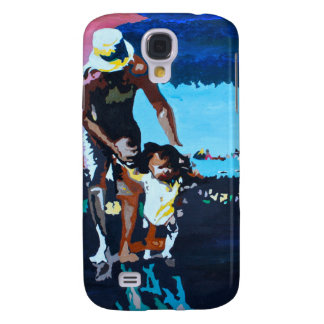 Father and Son Galaxy S4 Case
