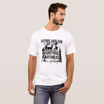 Father And Son Hunting Partners T shirt