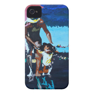 Father and Son iPhone 4 Case