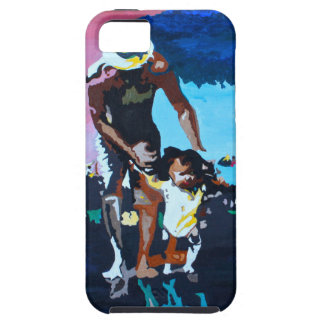 Father and Son iPhone SE/5/5s Case