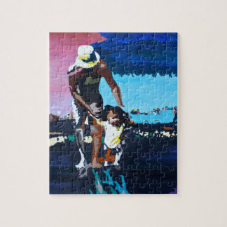 Father and Son Jigsaw Puzzle