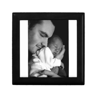 Father and Son Keepsake Box