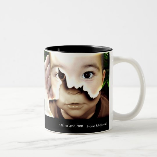 Father and Son Mug - Happy Father's Day!