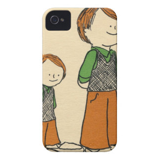 Father and Son (small version) Case-Mate iPhone 4 Case