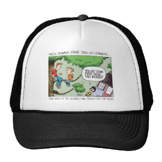 Father and Son Trucker Hat