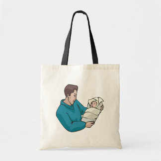 Father Canvas Bags