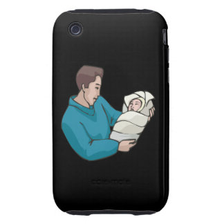 Father iPhone 3 Tough Cover