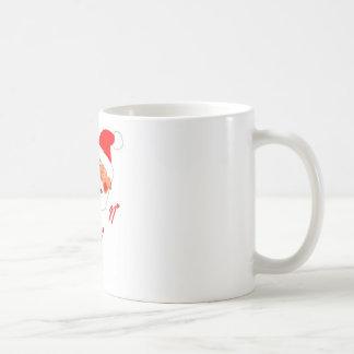 father-Christmas BONJOUR.jpg Coffee Mug