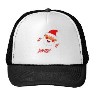 father-Christmas BONJOUR.jpg Trucker Hats