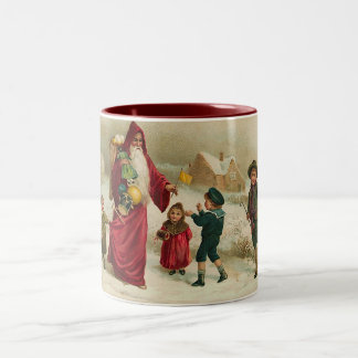 Father Christmas Coffee Mugs