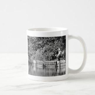 Father Christmas day off Coffee Mugs