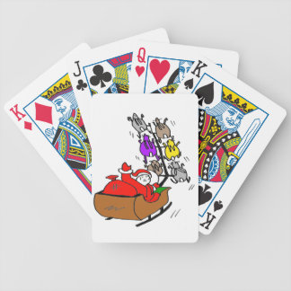 FATHER CHRISTMAS LAPINS1.png Card Deck