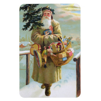 Father Christmas Magnet