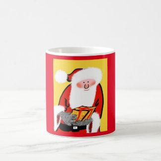 Father Christmas, mug. Coffee Mug