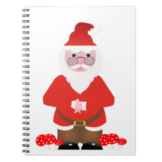 Father Christmas Notebook