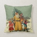 Father Christmas Pillow