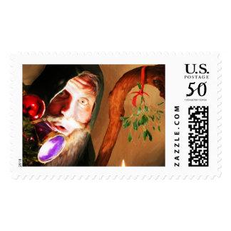Father Christmas postage