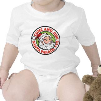 Father Christmas Santa Claus Parade Shirts