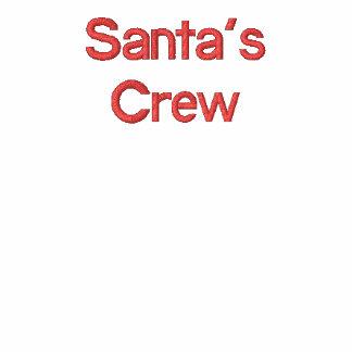 Father Christmas Santa fun humoros embroidered