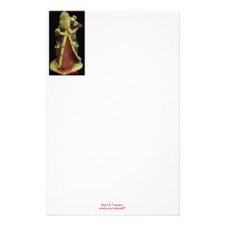 """FATHER CHRISTMAS"" STATIONARY STATIONERY"