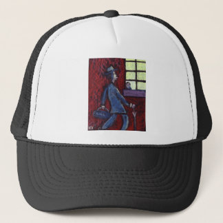 FATHER COMING HOME DRUNK TRUCKER HAT