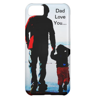 Father Dad Love You Case For iPhone 5C