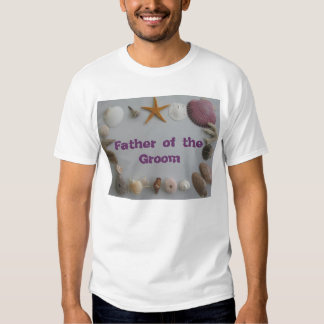 Father Dad of the Groom T Shirt