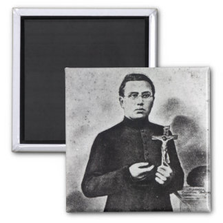 Father Damien Magnet