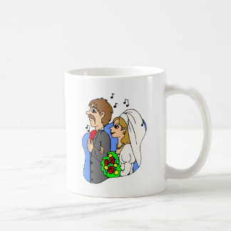 Father Daughter Walk Down Aisle Wedding March Coffee Mug