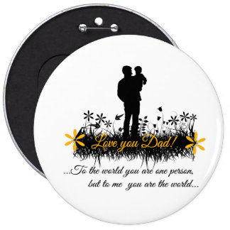 Father Day quote Pins