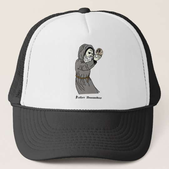 Father Doomsday Trucker Hat