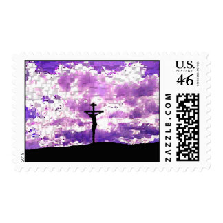Father Forgive Them Postage