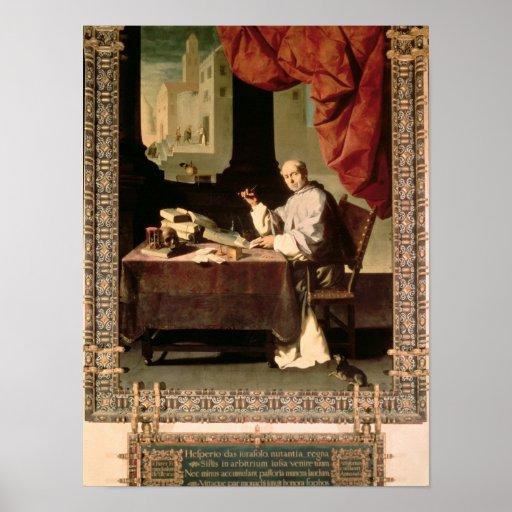 Father Gonzalo de Illescos Posters