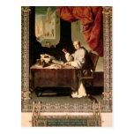 Father Gonzalo de Illescos Postcards