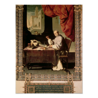 Father Gonzalo de Illescos Poster