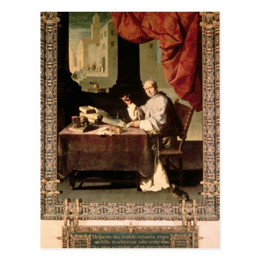 Father Gonzalo de Illescos Tarjetas Postales