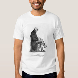 Father Goriot, illustration from 'Le Pere Tee Shirt