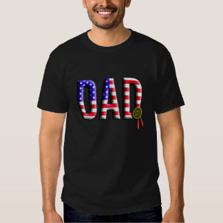 Father Holiday Present T Shirt