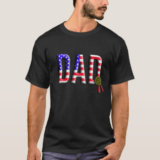 Father Holiday Present T-Shirt