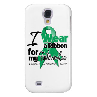 Father-in-Law - Liver Cancer Ribbon.png Samsung Galaxy S4 Case