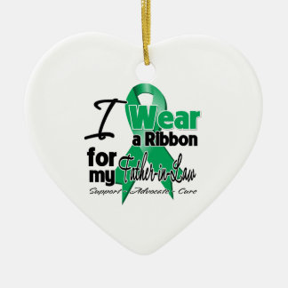 Father-in-Law - Liver Cancer Ribbon.png Ornaments