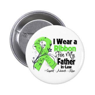 Father-in-Law - Lymphoma Ribbon Pin