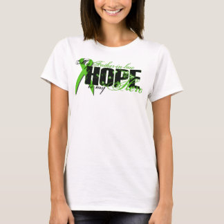 Father-in-law My Hero - Lymphoma Hope T-Shirt