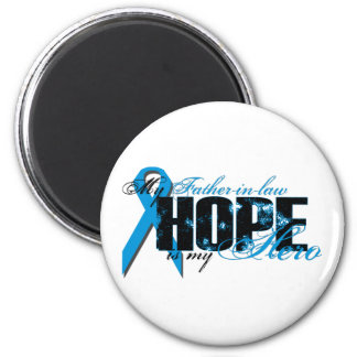 Father-in-law My Hero - Prostate Hope Magnets