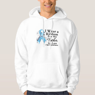 Father-in-Law Prostate Cancer Ribbon Sweatshirt