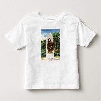 Father Jogues Memorial View Toddler T-shirt