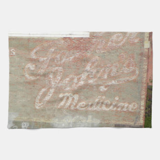 FATHER JOHN'S MEDICINE TOWEL