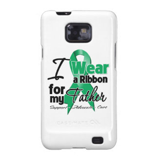 Father - Liver Cancer Ribbon.png Galaxy SII Cases