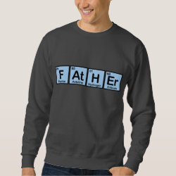 Men's Basic Sweatshirt with Father design
